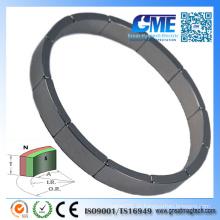 Starker Neodym Permanent Magnet N45h Generatoren Arc Magnet