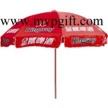 Paraguas de playa de moda para regalos de promoción (M-BU01)