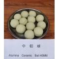 Inert Nonporous Alumina Ceramic Ball
