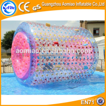 Atacado gigante água inflável toyes água caminhando rolos para adultos