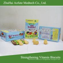 Vitamina Biscoitos