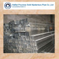 perforated square seamless steel tube