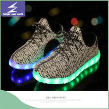 Olímpico zapatos luminoso USB de carga de la luz de Navidad