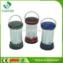 La lanterne de camping de haute efficacité de lumière élevée a conduit la lumière de camping 12v pour l'éclairage nocturne