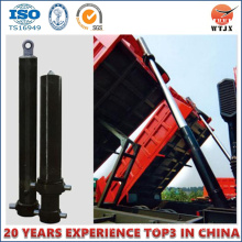 Multistage Telescopic Hydraulic Cylinders for Tipping Truck/Trailer