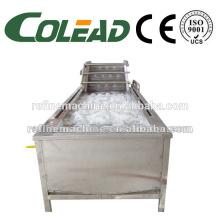 SUS 304bubble washing machine/potato washing machine/salad washervegetable washing machine