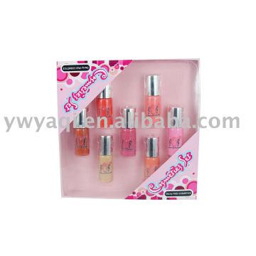 lip color gift make up set