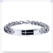 Fashion Jewelry Stainless Steel Bracelet ID Bracelet (HR434)