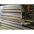 Inconel 600 Tiub lancar Seamless Finishing anil