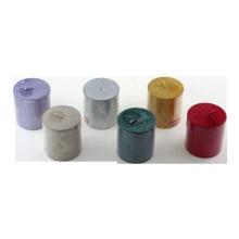 Environmental smoke-free paraffin tea wax decoratieve kaarsen
