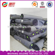 A Grade woven yarn dyed denim fabric stock from China supplier hot sale 100% cotton fabric denim fabric