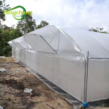 Woven hdpe film greenhouse covers