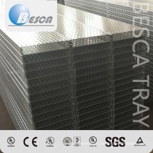Overseas Hot Dip Galvanized Perforated Cable Tray Price List