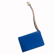 معيار CE 803450 7.4V 1500mAh Li Polymer Battery