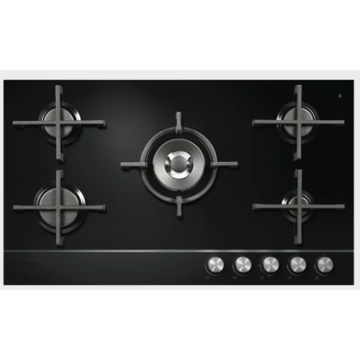 90cm Gas di Glass Hob Fisher Paykel Australia