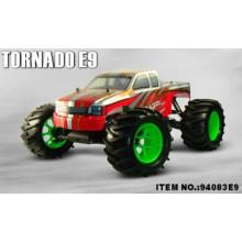 Brinquedos e Hobbies 1/8 Scale Electric RC Car 100 km / H