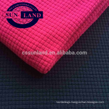 Changshu textile machinery waffle fleece fabric