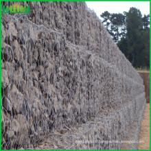 Prix d'usine panier de gabion en pierre gabion de haute qualité