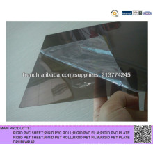 Grey Color Transparent PVC Sheet for Ruler Printing