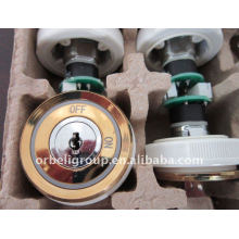 push button key switch for elevaotr