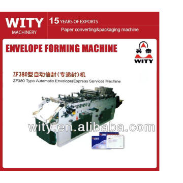 ZF380 Express Service Envelope Forming Machine