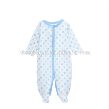 wholesale cheap price branded newborn baby clothes winter long sleeve organic cotton baby romper