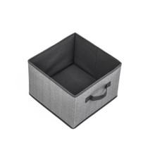 Clothes Organizer Bins with Handle Eco-friendly Cube Box