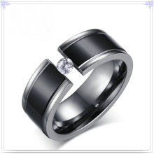 Crystal Jewelry Fashion Accessories Titanium Ring (TR106)