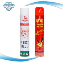 Pulverizador de Insecticida em Aerossol - Baseado em Álcool