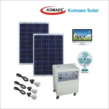 160W PV Panel Solar Panel Home Solar System with TUV IEC Mcs CE Inmetro Idcol Soncap Certificate