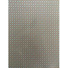 Tejido de algodón bien conocido de la tela cruzada del poliéster de China