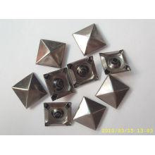 A-classe brads de metal personalizado com prata / ouro / bronze brads artesanato de metal