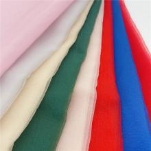 Tela de tul de organza Seersucker de moda para el vestido de los niños