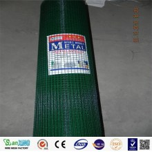 Pvc green welded iron wire mesh in turkey market