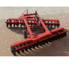 Landmaschinen 1BQX-3.4 (42pcs) Leichte Scheibenegge