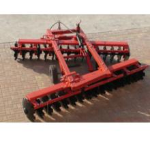 Maquinaria agrícola 1BQX-3.4 (42pcs) Rastra de discos de servicio liviano