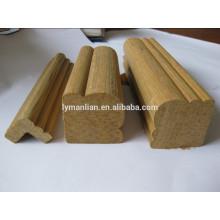 Marco de madera / marco de la puerta / molduras de teca