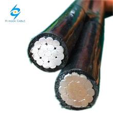 Cable de distribución aéreo de aluminio preensamblado 300mm2