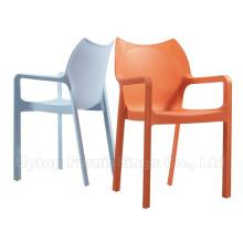 Открытый Патио мебель Пластиковые кресло (СП-uc470)