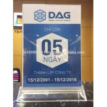 Factory hot sale 2017 GPPS Polystyrene Sheet