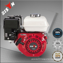 BISON China 6.5HP Sinlge Cylinder OHV 168F-1 6.5HP Gasoline Engine with Reduce