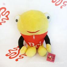 Плюшевые игрушки мультфильм лягушки