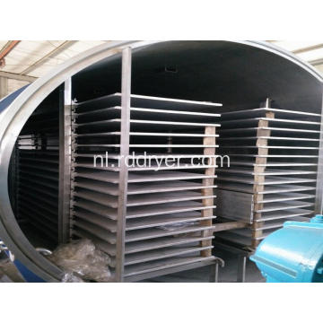 Blue Berry Magnetron Vacuümdroogmachine / Sea Food Dryer