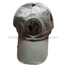 La manera se lavó el nuevo casquillo de la era del béisbol, sombrero de los deportes del Snapback