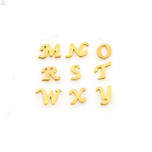 Top sale metal alloy charm letter,small charms findings,wholesale character charms