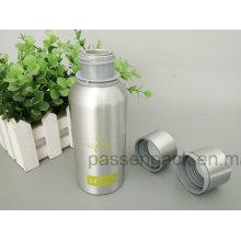 Garrafa de vodka de alumínio 500ml com impressão (PPC-AB-49)