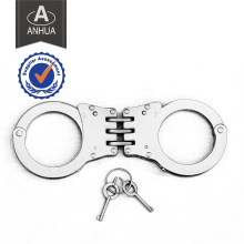 High Quality Police Hinged Stainless Steel Handcuff