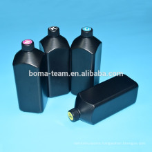 LED UV ink for epson 4880 7880 9880 9880c printer head print on glass , metals , plastic and ceramic