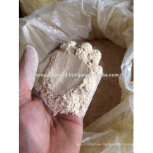 80 mesh, humedad inferior al 5%, polvo de madera de eucalipto blanco para la industria WPC