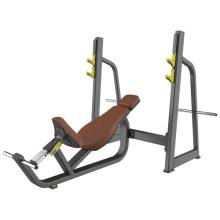 Banc d'inclinaison olympique d'équipement commercial de forme physique